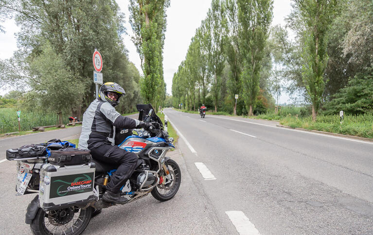 Motorcycle offers in the black forest from BASECAMP OSTSEE TOURER